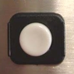 Replacement Black Reset Button