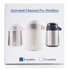 charcoal filter sachets water distiller