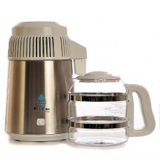 Deluxe Water Distiller white - glass jug