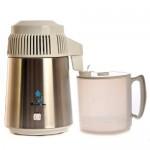Deluxe Water Distiller white - polyprop jug